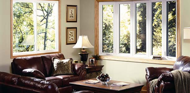 R & B Windows installs windows that not only look good in your home, but save energy and money with their Energy Star-rated efficiency.